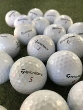 36 5A/4A Near Mint TaylorMade Distance Used Golf Balls + Free Shipping