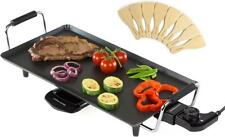 Andrew James Large Teppanyaki Grill Electric Table Top Indoor BBQ
