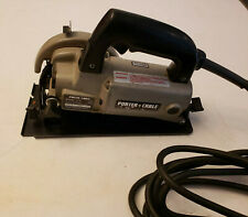 """Porter Cable Model 314 HD 4 1/2"""" Trim Saw"""