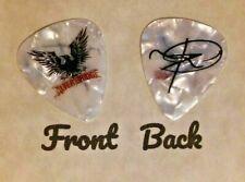 ALTER BRIDGE (CREED) band Logo MARK TREMONTI signature guitar pick  -(W)