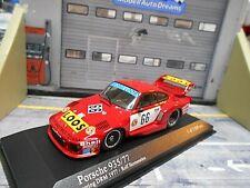 PORSCHE 935 Turbo 77 GELO Loos Stommelen #66 DRM Champion 1977 Minichamps S 1:43