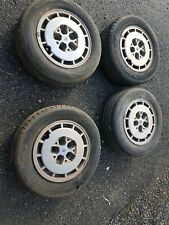Nissan Z31 Alloy Wheels rare stock set of 4