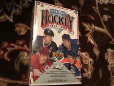 91-92 Upper Deck NHL LNH Hockey Wax Box, 36 Packs Factory Sealed