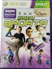 Kinect Sports XBOX 360 Simulation (Video Game) Includes Manual Tested