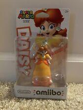 Brand New Daisy Super Mario Nintendo Amiibo SEALED Party Star Rush Wii U 3DS NIB