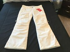 NEW With Tags THE North FaceW SALLY Pant Women's~TNF White~XL/Reg~Gore-Tex $99