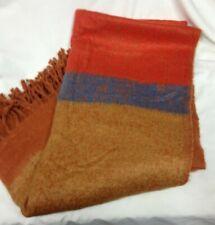 Stripe Faux Mohair Throw Blanket -Threshold