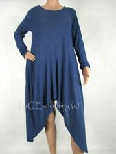Scoop Neck Knitted Casual Dresses for Women