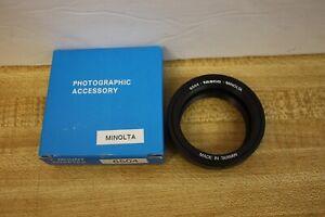 Tasco 6504 Minolta T Ring - Adapt Cameras to Telescopes  New Old Stock Lot of 10