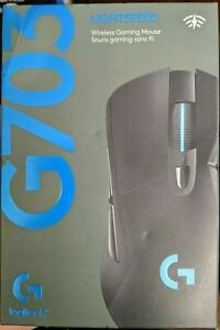 Brand New Logitech G703 (910005638) Wireless Gaming Mouse Free Shipping