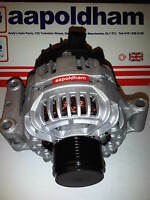 FORD TRANSIT MK6 2.4 TD TDE TDCi DIESEL 2000-06 NEW HEAVY DUTY 110A ALTERNATOR