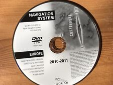 JAGUAR S X XJ XJ8 XJR Mappa di navigazione DISCO SAT NAV DENSO NAVTEQ 6W83-10E898-AG