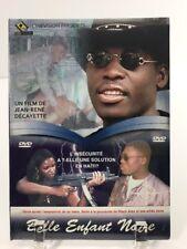 New Sealed DVD Belle Enfant Noire French Beautiful Black Child Haiti