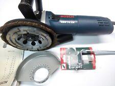 Bosch blau GBR 14 CA 1400 Watt Betonschleifer Diamant Betonfräse Flex + Koffer
