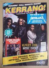 Revistas, manuales y cursos de música Metallica
