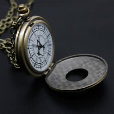 Vintage Style Antique Pocket Watch  Assassin's Creed Pocket Metal Watch