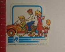 Aufkleber/Sticker: VVN veilig verkeer Nederland (210117181)