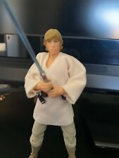"Hasbro Star Wars: The Black Series LUKE SKYWALKER A New Hope Tatooine 6"""