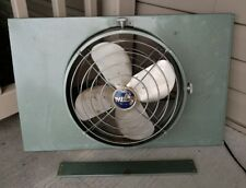 """Vintage """"Mulby"""" The McGraw Electric Company Window Fan Adjustable Unit"""