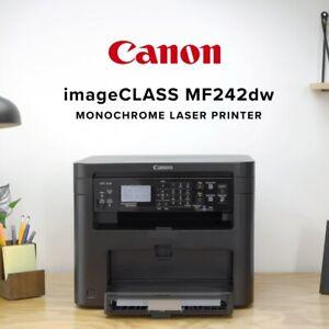 Canon imageCLASS MF242dw All-In-One Wireless Laser Printer Monochrome -BRAND NEW