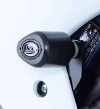 R&G 'NO CUT' AERO STYLE CRASH PROTECTORS for SUZUKI GSX-R1000, 2009 to 2016