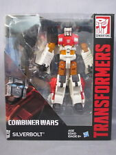 "Transformers Combiner Wars ""SILVERBOLT"" for SUPERION Aerialbots NEW Hasbro 2015"