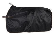 Fahrdecke Pferdedecke Fahrpferd Kutschdecke wasserabweisend schwarz
