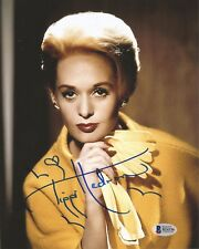 TIPPI HEDREN AUTOGRAPHED SIGNED THE BIRDS ALFRED HITCHCOCK BAS 8X10 PHOTO
