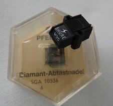 "Shure M 95 G Tonabnehmer System 1/2"" + neue Pfeifer Diamant Nadel N 95 G DN 360"