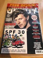 Uncut Magazine Nov. 2018 Brand New Still In Dust Jacket Bowie/Aretha Franklin