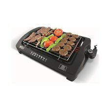 Sinbo SBG-7102 Electric Grill with Removable Trays Turkish kebap meatball