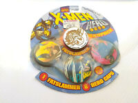 Vintage 1995 Marvel Hero Caps Pogs Fatslammer Toy Biz XMen No.75121 Wolverine