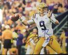 Joe Burrow Autographed Signed 8x10 Photo ( LSU Tigers ) REPRINT ,