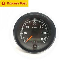 Speedo 120Kmh Remanufactured 100mm VDO