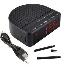 Mini Desktop Bluetooth Speaker Wireless Hifi Stereo Music Player FM TF Parlante