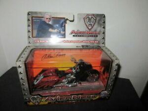 Arlen Ness Motorcycles: Iron Legends 1/18 Scale Die Cast Replica