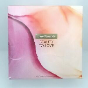 Bareminerals Beauty To Love 6 Piece Kit Gen Nude Limited Edition Collection New