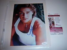 JOEY LAWRENCE MELISSA AND JOEY JSA/COA SIGNED 8X10 PHOTO