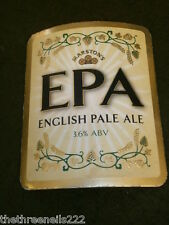 BEER PUMP CLIP - MARSONS EPA ENGLISH PALE ALE