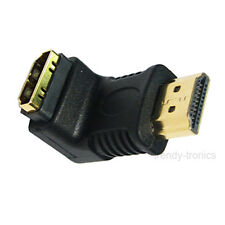 90 gradi angolo retto HDMI femmina a maschio Adattatore