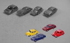 P&D Marsh N Gauge N Scale G06 Capri/Cortina/VW/Metro cars casting need painting