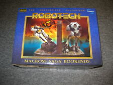 Toynami Robotech Masterpiece Macross Saga Bookends BRAND NEW (NRFB) #019/500