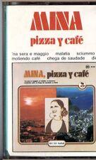 MINA Pizza y cafè MUSICASSETTA stampa ITALIANA 1979 made in ITALY Record Bazaar