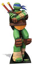 LEONARDO Teenage Mutant Ninja Turtle TMNT 2015 LIFESIZE CARDBOARD CUTOUT/STANDEE