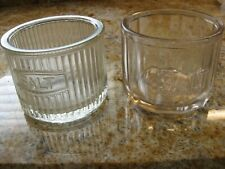 """Early """"hoosier"""" , sellers, mcdougal, wilson kitchen cabinet salt dishes, choice"""