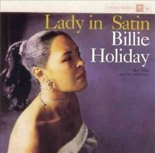 Lady in Satin 0886977007026 by Billie Holiday CD