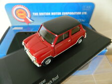 Vanguards Corgi VA02500 Mini Cooper Red with Black roof