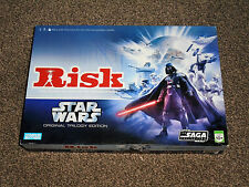 STAR WARS RISK GAME : RARE ORIGINAL TRILOGY EDITION - IN VGC (FREE UK P&P)