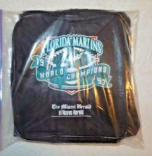 Florida Marlins 1997 World Series Champions Duffel Bag