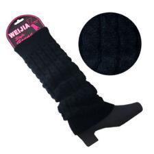 Women Ladies Winter Warm Leg Warmers Cable Knit Knitted Crochet Long Socks Hot